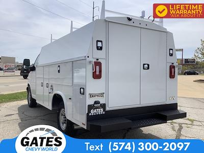 2021 Chevrolet Express 3500 4x2, Service Utility Van #M7507 - photo 6
