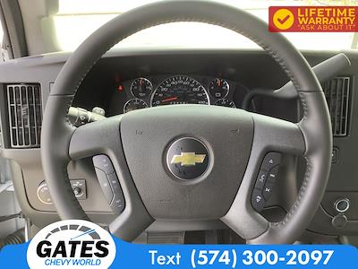 2021 Chevrolet Express 3500 4x2, Service Utility Van #M7507 - photo 17