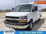 2021 Chevrolet Express 3500 4x2, Service Utility Van #M7507 - photo 4