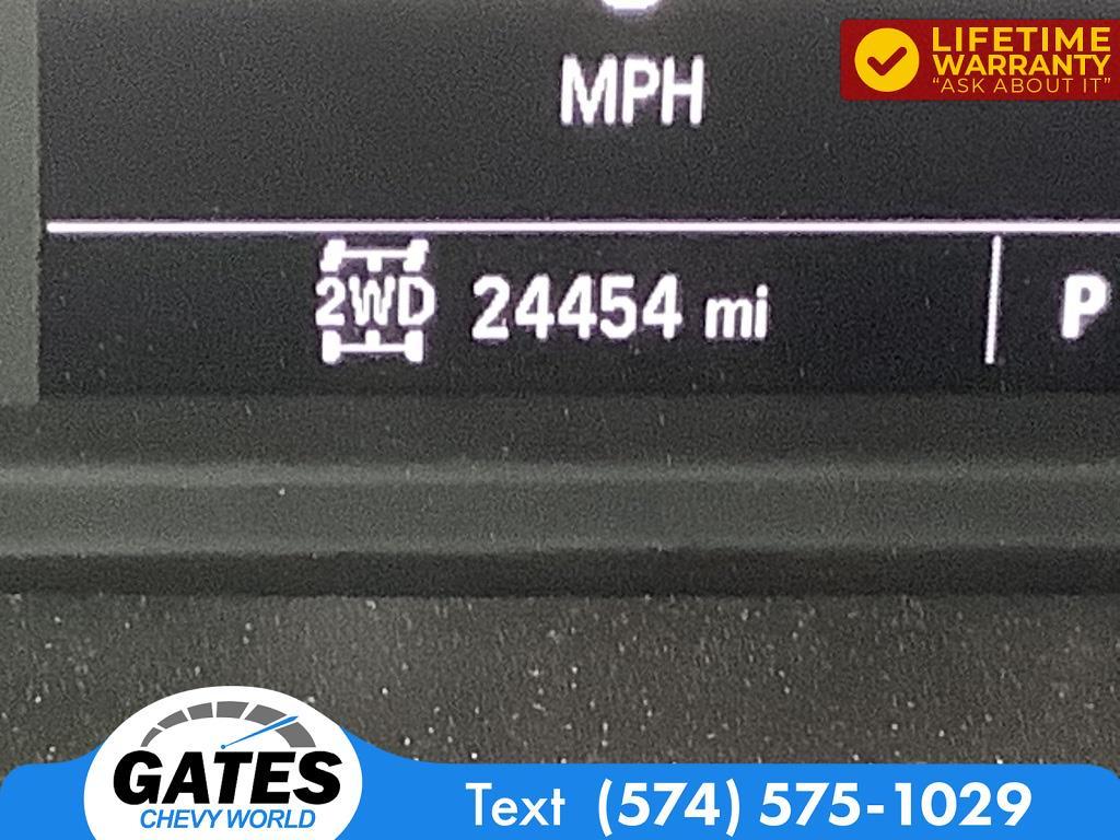 2019 Chevrolet Silverado 1500 Crew Cab 4x4, Pickup #M7523A - photo 3