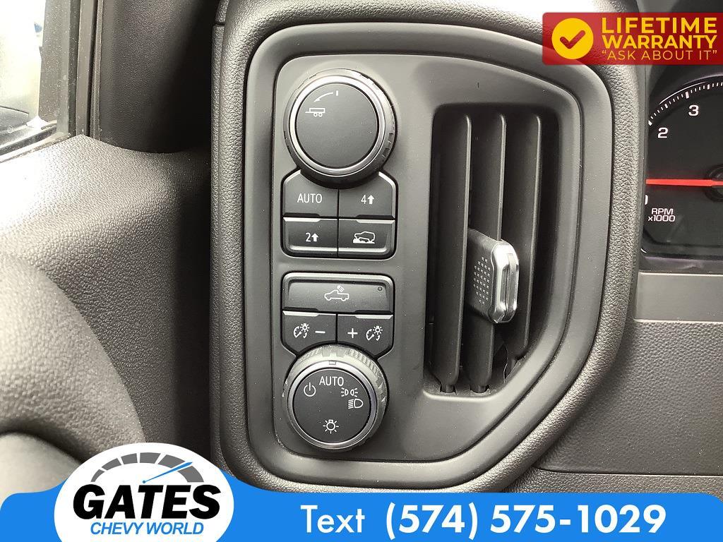 2019 Chevrolet Silverado 1500 Crew Cab 4x4, Pickup #M7523A - photo 10