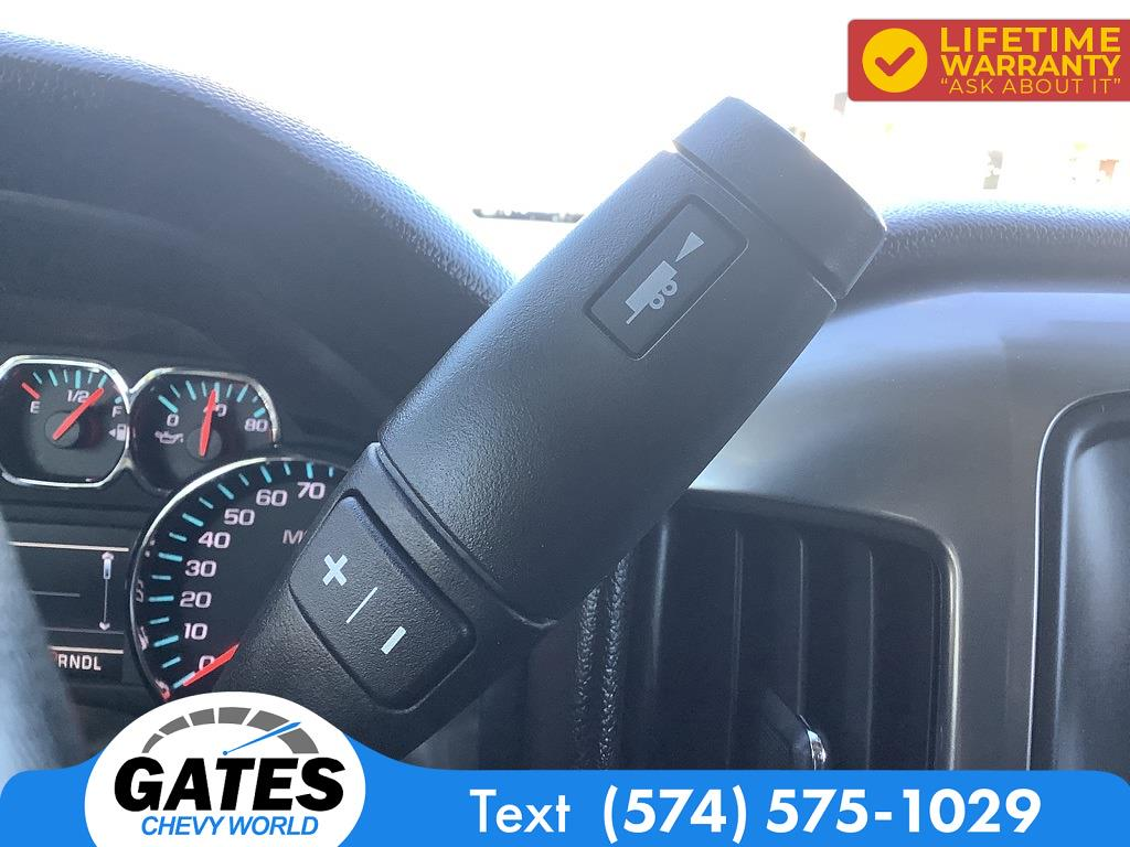 2019 Chevrolet Silverado 1500 Double Cab 4x4, Pickup #M7552A - photo 11