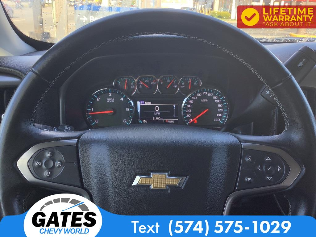 2019 Chevrolet Silverado 1500 Double Cab 4x4, Pickup #M7552A - photo 13