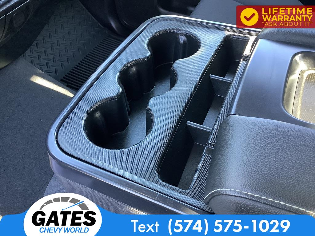 2019 Chevrolet Silverado 1500 Double Cab 4x4, Pickup #M7552A - photo 16