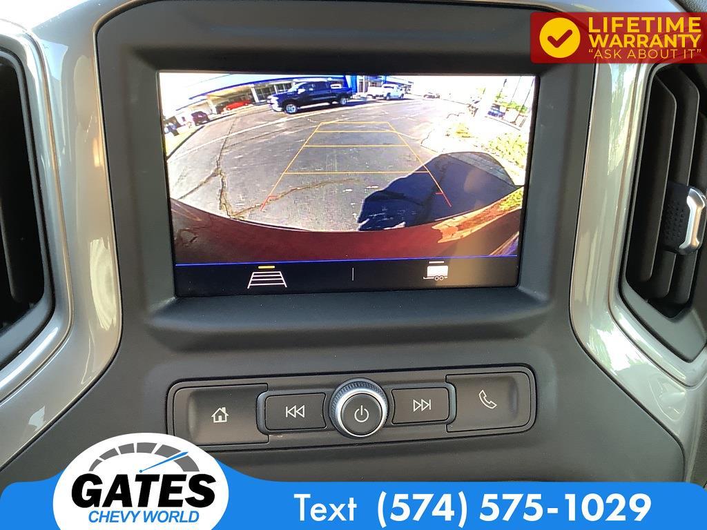 2021 Chevrolet Silverado 1500 Crew Cab 4x4, Pickup #M7602A - photo 7