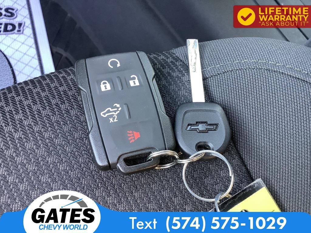 2021 Chevrolet Silverado 1500 Crew Cab 4x4, Pickup #M7602A - photo 14