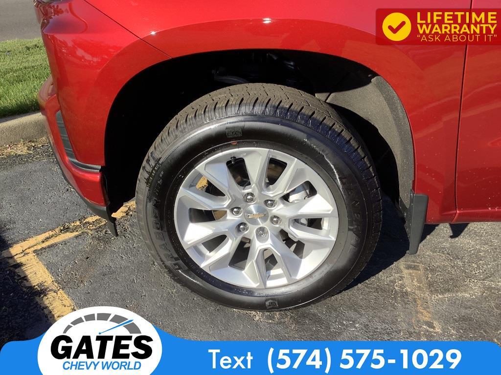 2021 Chevrolet Silverado 1500 Crew Cab 4x4, Pickup #M7602A - photo 18