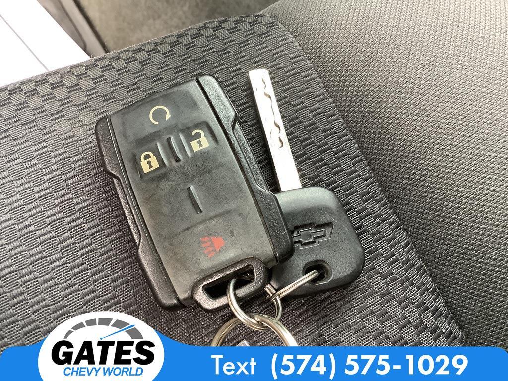 2016 Silverado 1500 Double Cab 4x4,  Pickup #M7602C - photo 15