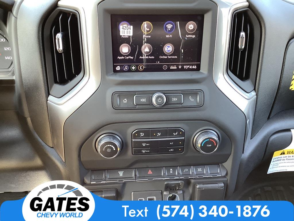 2021 Chevrolet Silverado 3500 Regular Cab 4x4, Monroe MTE-Zee Dump Body #M7611 - photo 13