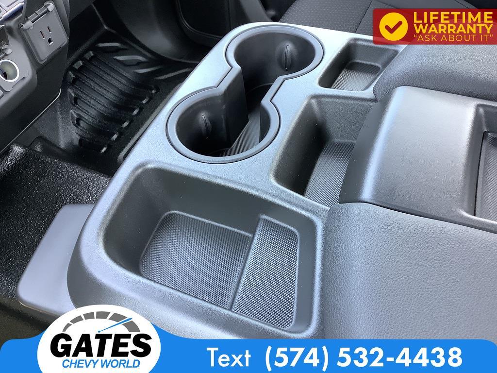 2021 Chevrolet Silverado 1500 Regular Cab 4x4, Pickup #M7630 - photo 12