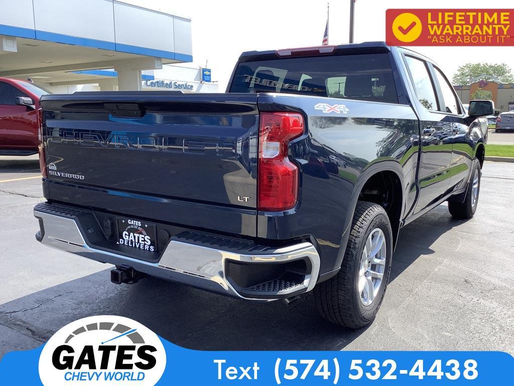 2021 Chevrolet Silverado 1500 4x4, Pickup #M7633 - photo 1