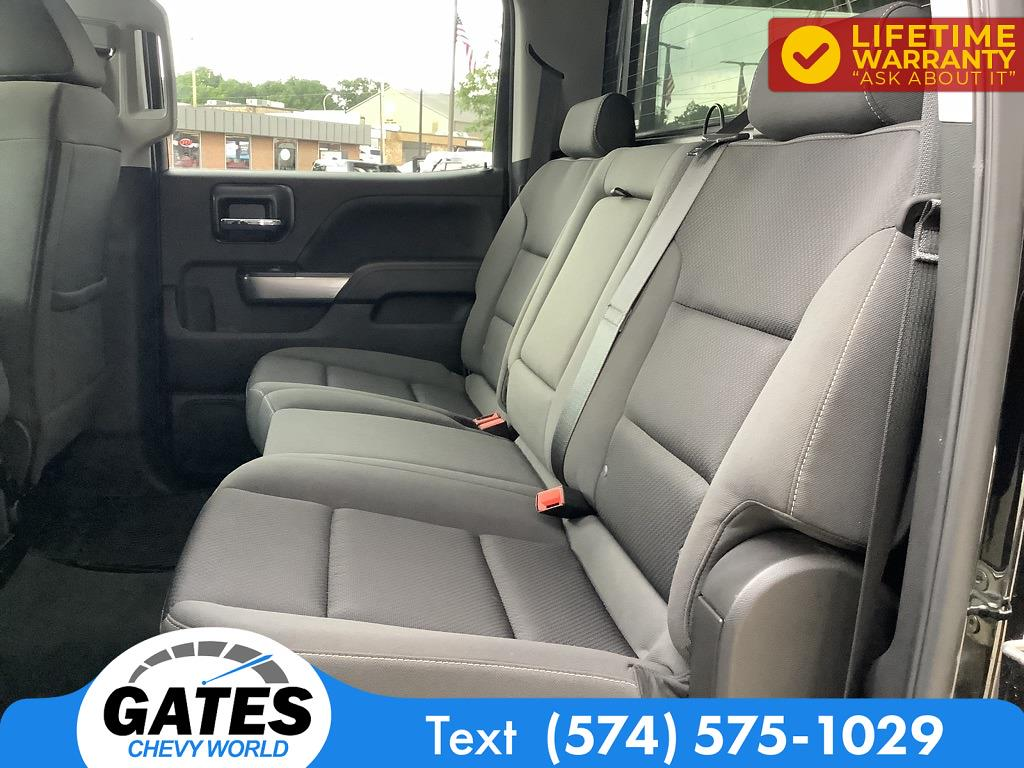 2018 Chevrolet Silverado 1500 Crew Cab 4x4, Pickup #M7637A - photo 19