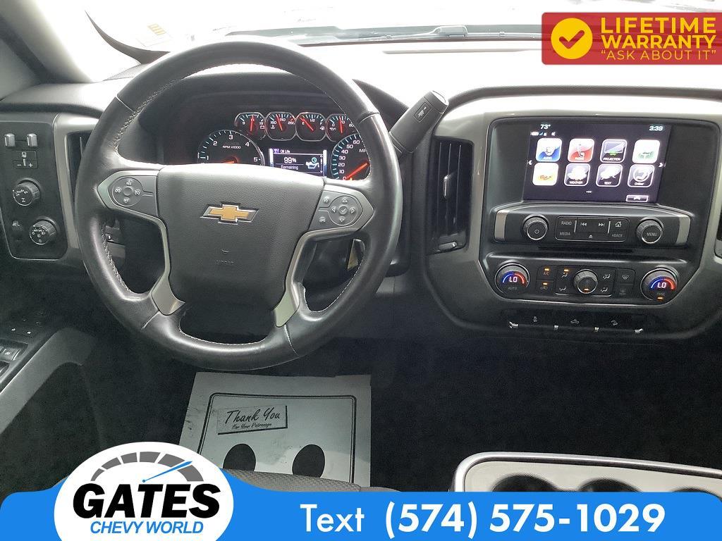 2018 Chevrolet Silverado 1500 Crew Cab 4x4, Pickup #M7637A - photo 21
