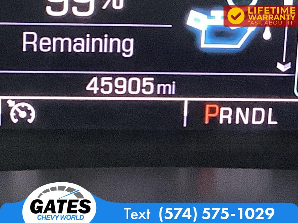 2018 Chevrolet Silverado 1500 Crew Cab 4x4, Pickup #M7637A - photo 23