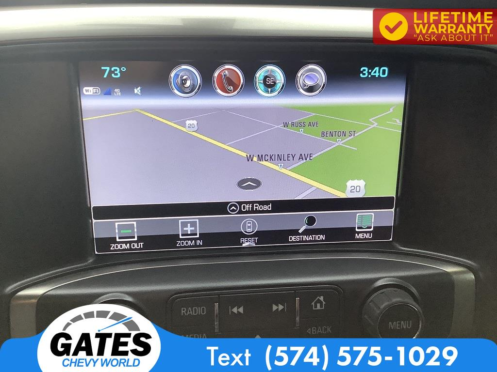 2018 Chevrolet Silverado 1500 Crew Cab 4x4, Pickup #M7637A - photo 7