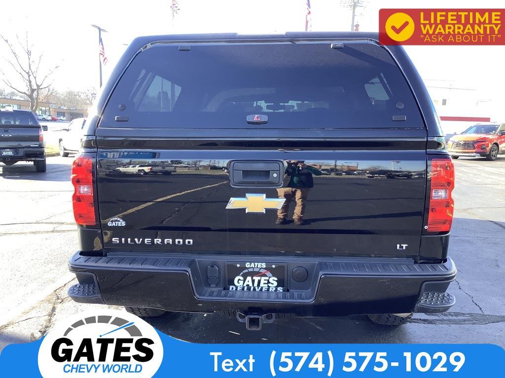 2018 Chevrolet Silverado 1500 Crew Cab 4x4, Pickup #M7637A - photo 12