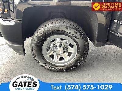 2018 Chevrolet Silverado 1500 Crew Cab 4x4, Pickup #M7637A - photo 18