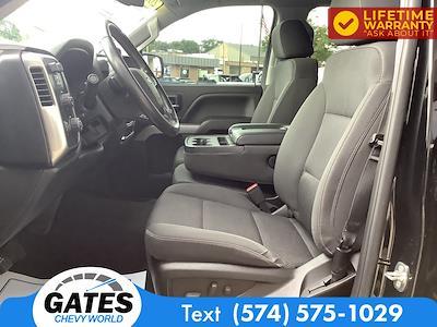 2018 Chevrolet Silverado 1500 Crew Cab 4x4, Pickup #M7637A - photo 17