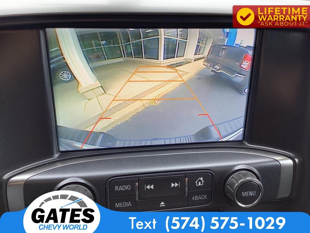 2017 Chevrolet Silverado 1500 Double Cab 4x4, Pickup #M7640B - photo 7