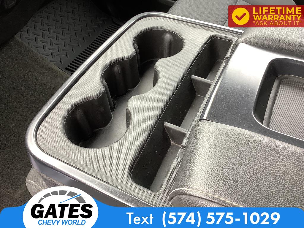 2017 Chevrolet Silverado 1500 Double Cab 4x4, Pickup #M7640B - photo 16
