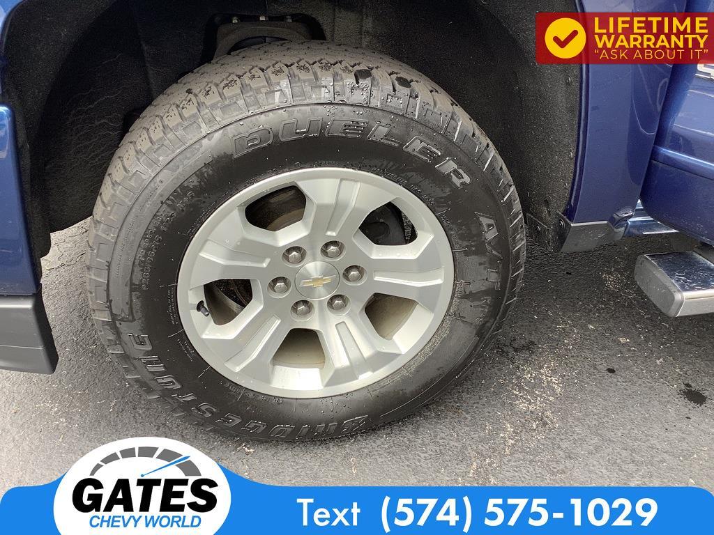 2017 Chevrolet Silverado 1500 Double Cab 4x4, Pickup #M7640B - photo 18