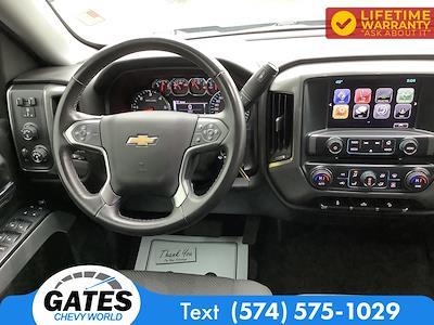 2017 Chevrolet Silverado 1500 Double Cab 4x4, Pickup #M7640B - photo 23