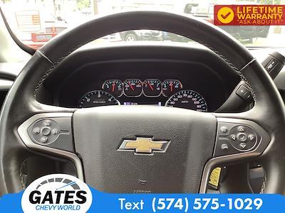 2017 Chevrolet Silverado 1500 Double Cab 4x4, Pickup #M7640B - photo 13