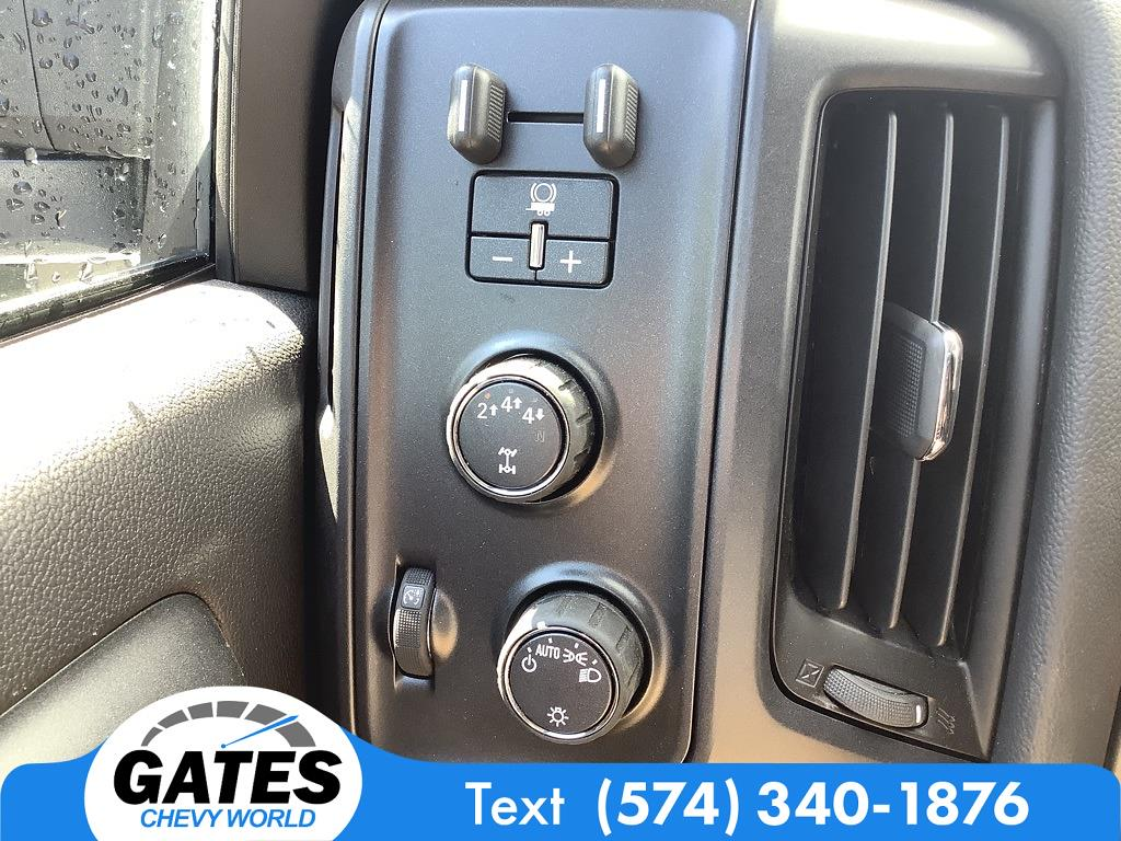 2021 Silverado 4500 Regular Cab DRW 4x4,  Monroe Truck Equipment MTE-Zee Dump Body #M7657 - photo 19