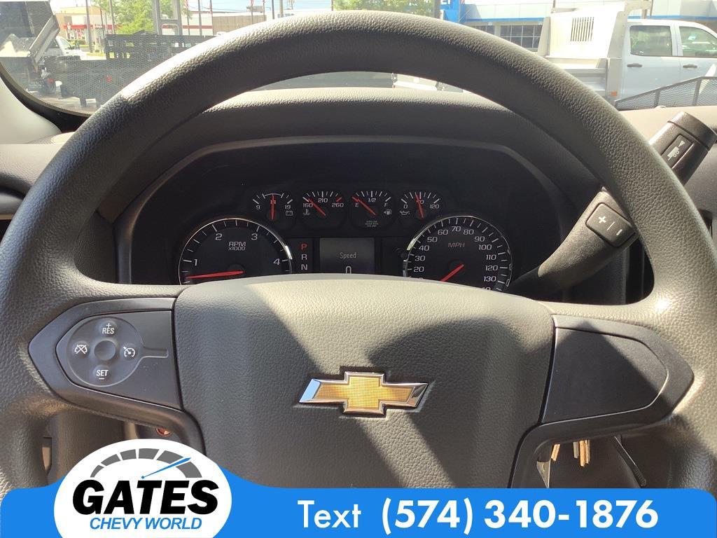 2021 Chevrolet Silverado 4500 Regular Cab DRW 4x4, Monroe MTE-Zee Dump Body #M7657 - photo 21
