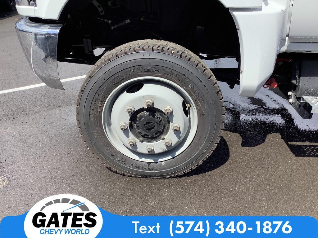 2021 Silverado 4500 Regular Cab DRW 4x4,  Monroe Truck Equipment MTE-Zee Dump Body #M7657 - photo 5
