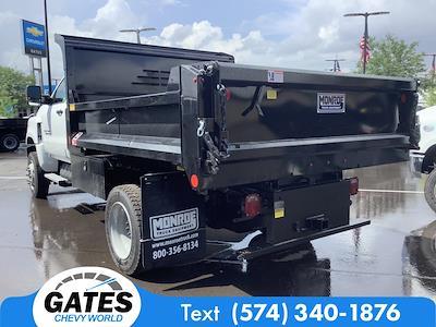 2021 Silverado 4500 Regular Cab DRW 4x4,  Monroe Truck Equipment MTE-Zee Dump Body #M7657 - photo 6