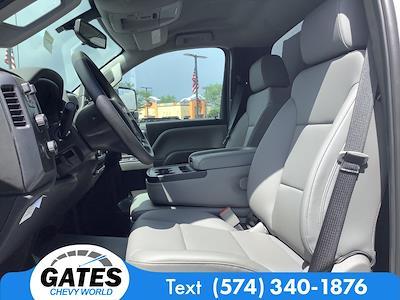 2021 Chevrolet Silverado 4500 Regular Cab DRW 4x4, Monroe MTE-Zee Dump Body #M7657 - photo 9