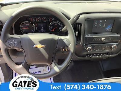 2021 Silverado 4500 Regular Cab DRW 4x4,  Monroe Truck Equipment MTE-Zee Dump Body #M7657 - photo 11