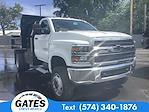 2021 Silverado 4500 Regular Cab DRW 4x4,  Monroe Truck Equipment MTE-Zee Dump Body #M7657 - photo 1