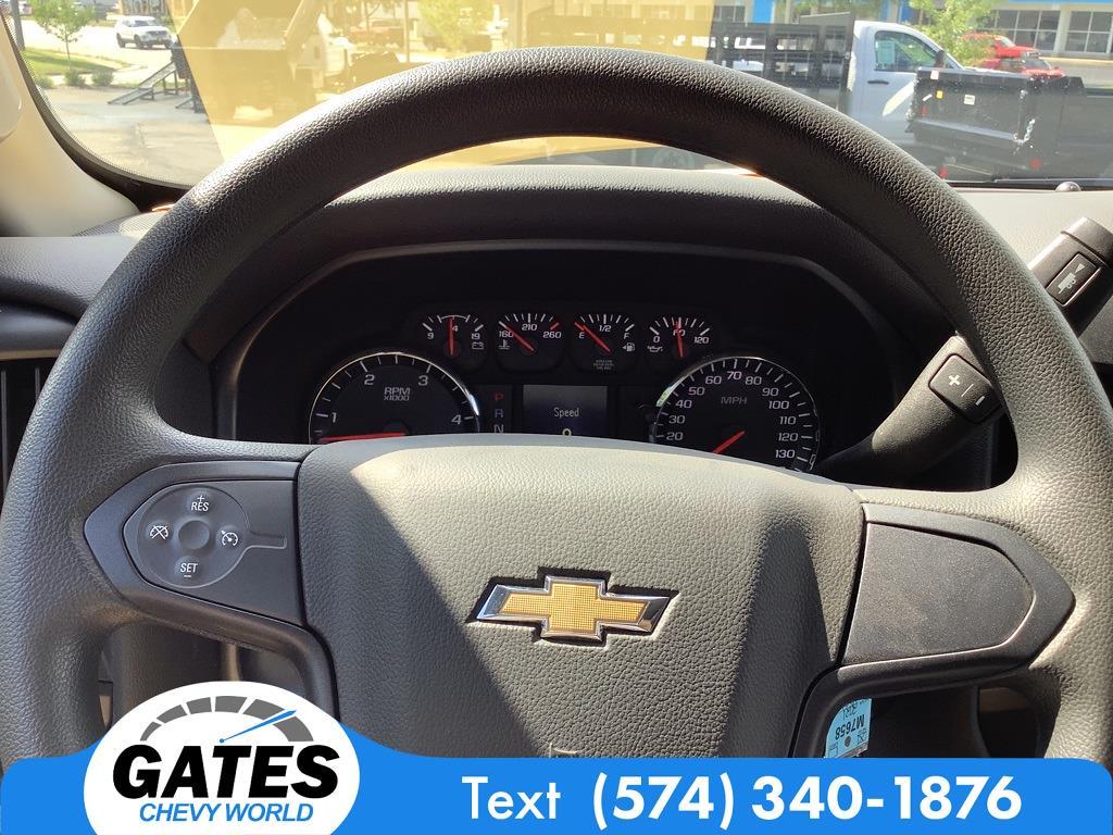 2021 Silverado 4500 Regular Cab DRW 4x4,  Monroe Truck Equipment MTE-Zee Dump Body #M7658 - photo 19