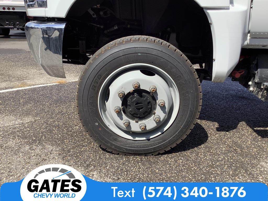 2021 Silverado 4500 Regular Cab DRW 4x4,  Monroe Truck Equipment MTE-Zee Dump Body #M7658 - photo 3