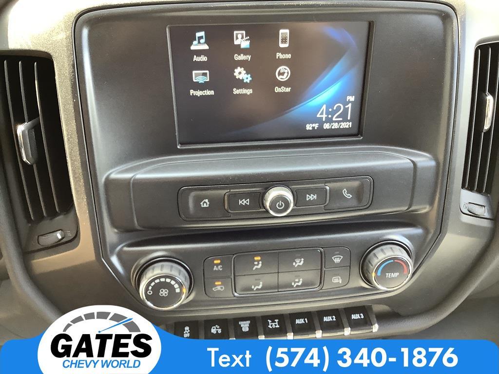 2021 Silverado 4500 Regular Cab DRW 4x4,  Monroe Truck Equipment MTE-Zee Dump Body #M7658 - photo 13