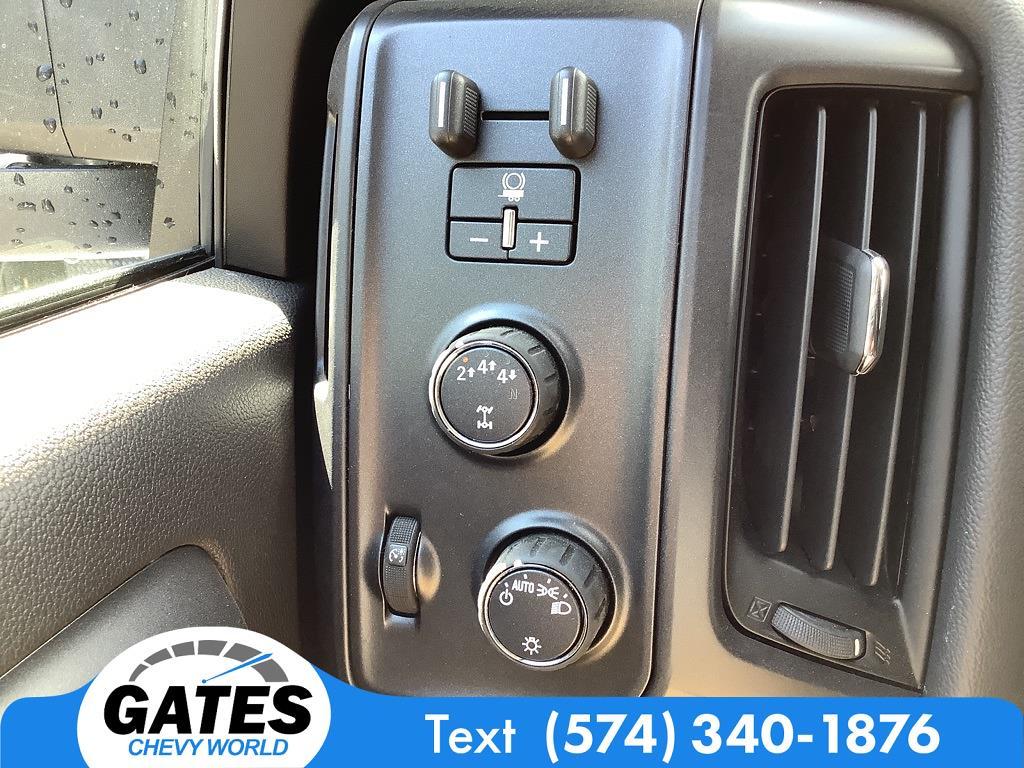 2021 Silverado 4500 Regular Cab DRW 4x4,  Monroe Truck Equipment MTE-Zee Dump Body #M7658 - photo 17
