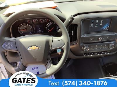 2021 Silverado 4500 Regular Cab DRW 4x4,  Monroe Truck Equipment MTE-Zee Dump Body #M7658 - photo 11