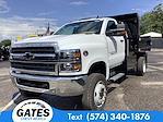 2021 Silverado 4500 Regular Cab DRW 4x4,  Monroe Truck Equipment MTE-Zee Dump Body #M7658 - photo 4