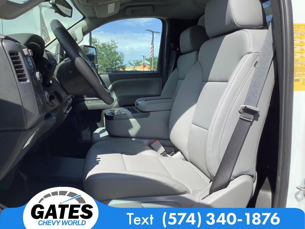 2021 Chevrolet Silverado 4500 Regular Cab DRW 4x4, Monroe MTE-Zee Dump Body #M7659 - photo 9