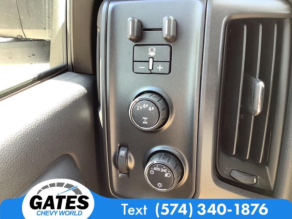2021 Chevrolet Silverado 4500 Regular Cab DRW 4x4, Monroe MTE-Zee Dump Body #M7659 - photo 15