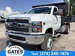 2021 Silverado 4500 Regular Cab DRW 4x4,  Monroe Truck Equipment MTE-Zee Dump Body #M7659 - photo 4