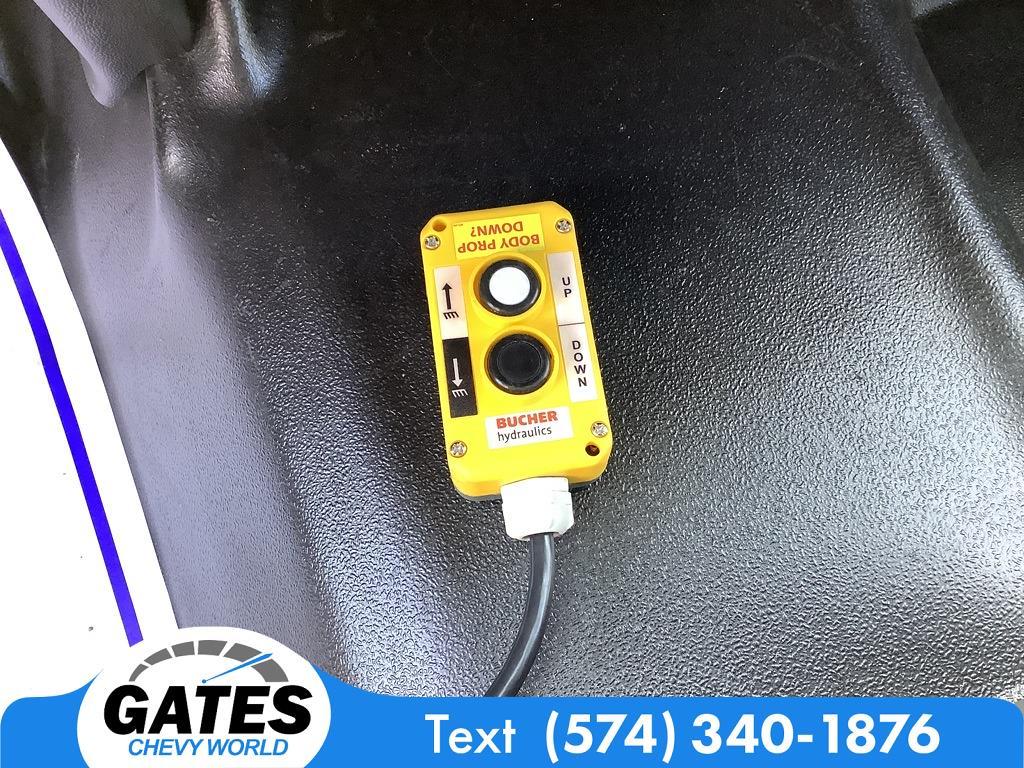 2021 Chevrolet Silverado 4500 Regular Cab DRW 4x4, Monroe MTE-Zee Dump Body #M7660 - photo 23
