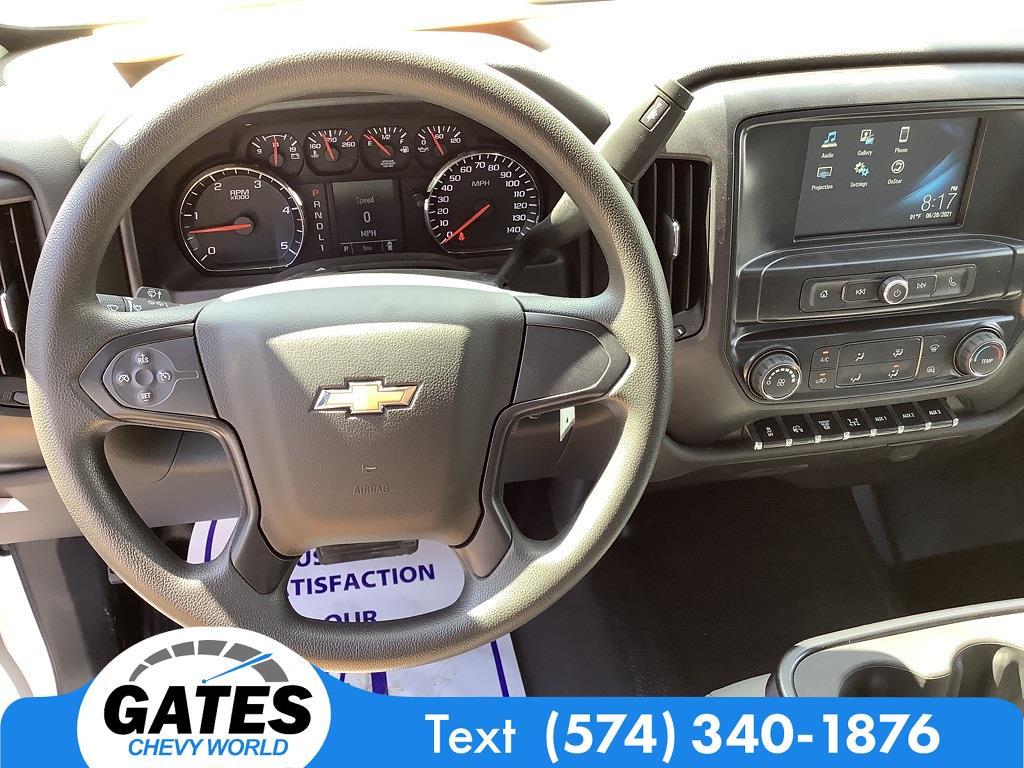 2021 Chevrolet Silverado 4500 Regular Cab DRW 4x4, Monroe MTE-Zee Dump Body #M7660 - photo 13