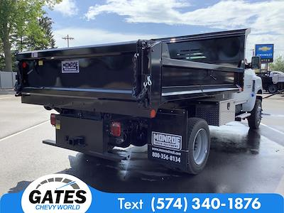 2021 Chevrolet Silverado 4500 Regular Cab DRW 4x4, Monroe MTE-Zee Dump Body #M7660 - photo 2