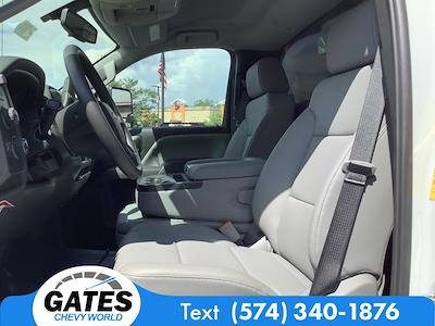 2021 Chevrolet Silverado 4500 Regular Cab DRW 4x4, Monroe MTE-Zee Dump Body #M7660 - photo 11