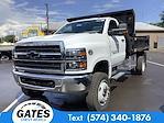 2021 Silverado 4500 Regular Cab DRW 4x4,  Monroe Truck Equipment MTE-Zee Dump Body #M7660 - photo 4