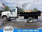 2021 Silverado 4500 Regular Cab DRW 4x4,  Monroe Truck Equipment MTE-Zee Dump Body #M7660 - photo 9