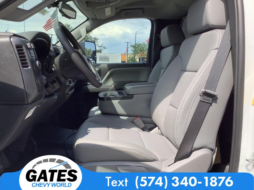 2021 Chevrolet Silverado 4500 Regular Cab DRW 4x4, Monroe MTE-Zee Dump Body #M7661 - photo 9